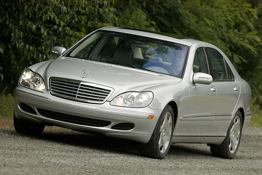 2005 mercedes benz s class overview. Black Bedroom Furniture Sets. Home Design Ideas