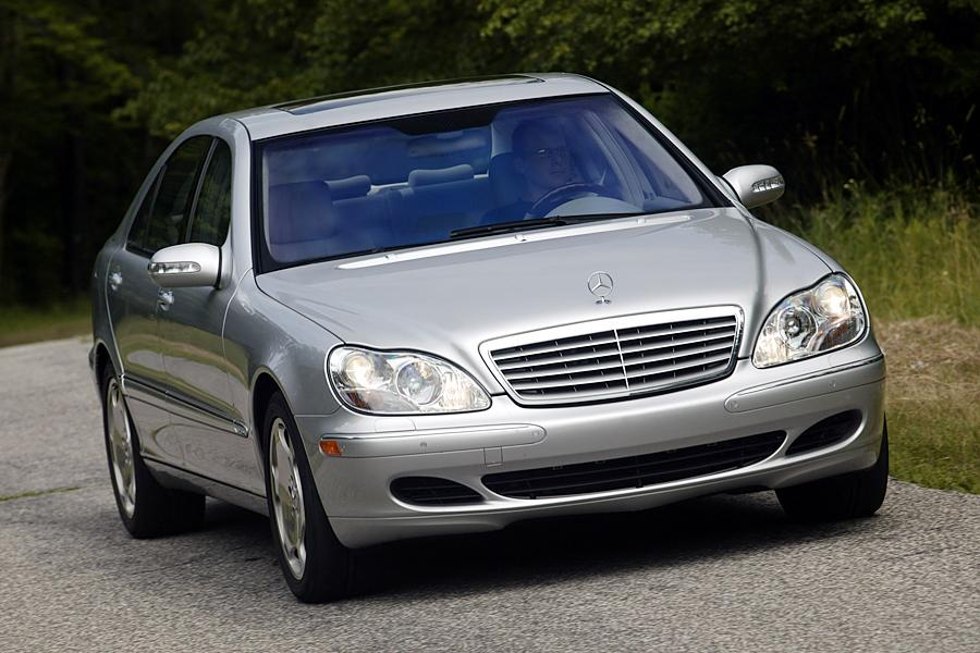 2005 mercedes benz s class reviews specs and prices