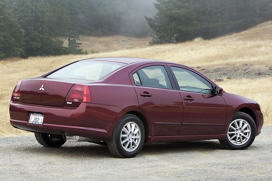 2005 Mitsubishi Galant Photo 3 of 16
