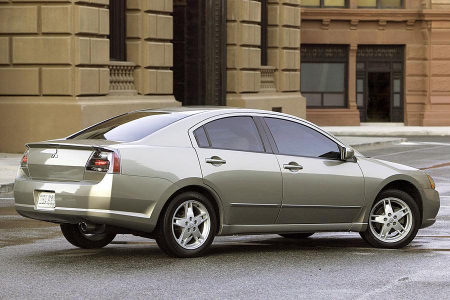 2005 Mitsubishi Galant Photo 4 of 16