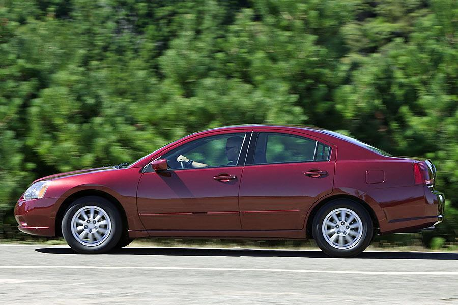 2005 Mitsubishi Galant Photo 5 of 16