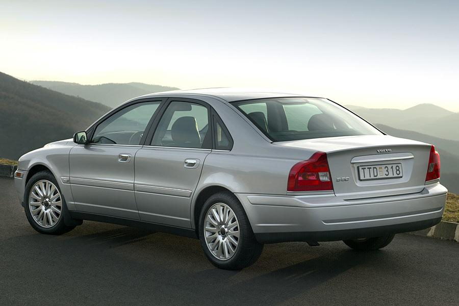 2005 Volvo S80 Overview Cars Com