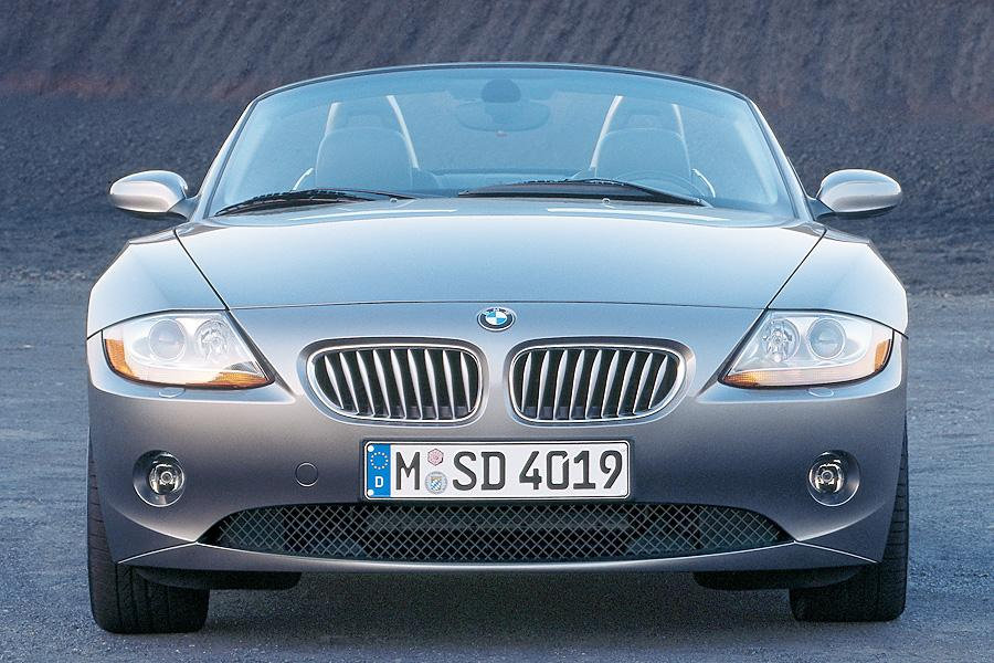 2005 Bmw Z4 Overview Cars Com