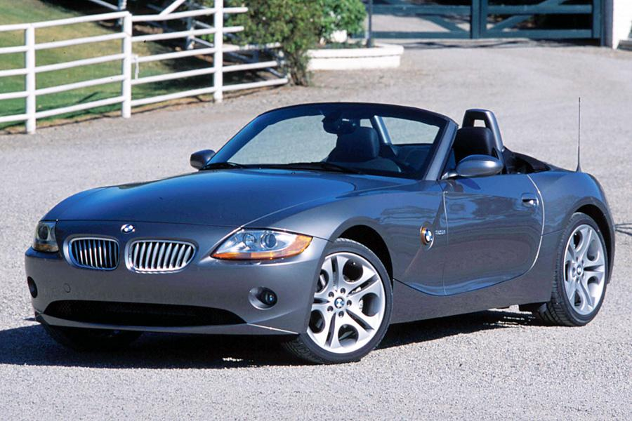 2005 BMW Z4 Photo 2 of 12