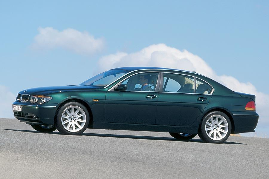 2005 BMW 745 Photo 2 of 6