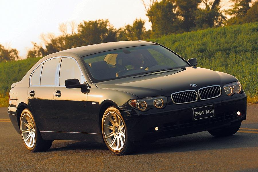 2005 bmw 745 specs pictures trims colors cars