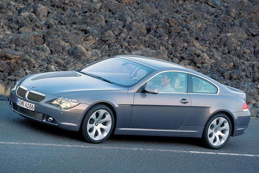 2005 BMW 645 Photo 3 of 9