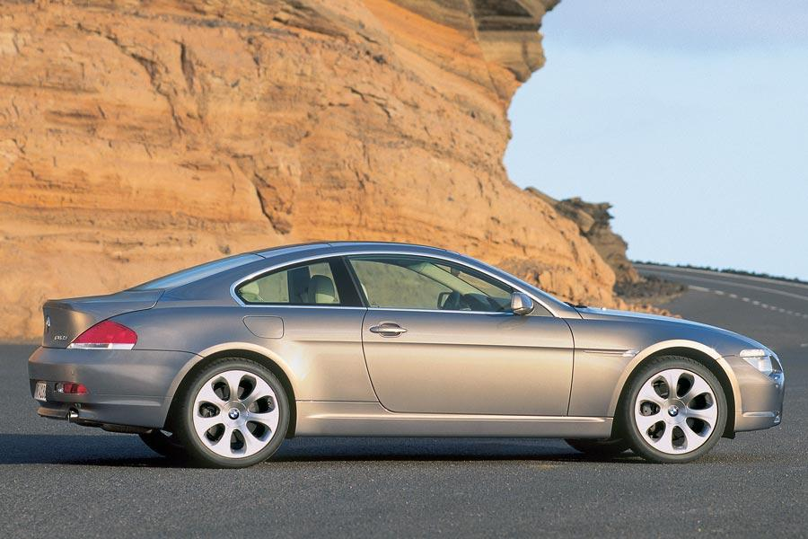 bmw 645 coupe models price specs reviews. Black Bedroom Furniture Sets. Home Design Ideas