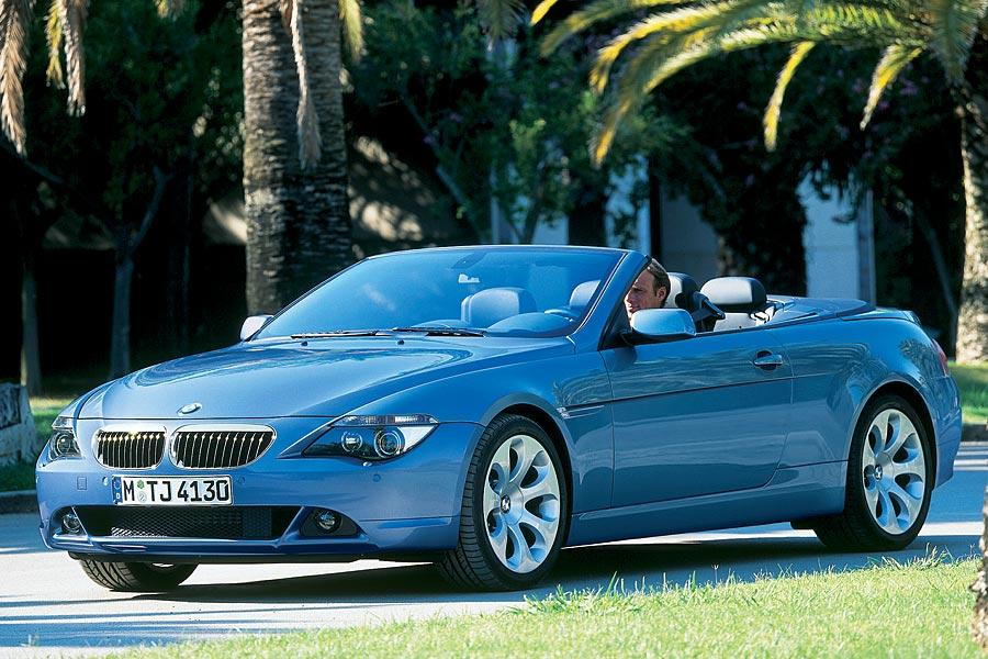 2005 BMW 645 Photo 6 of 9