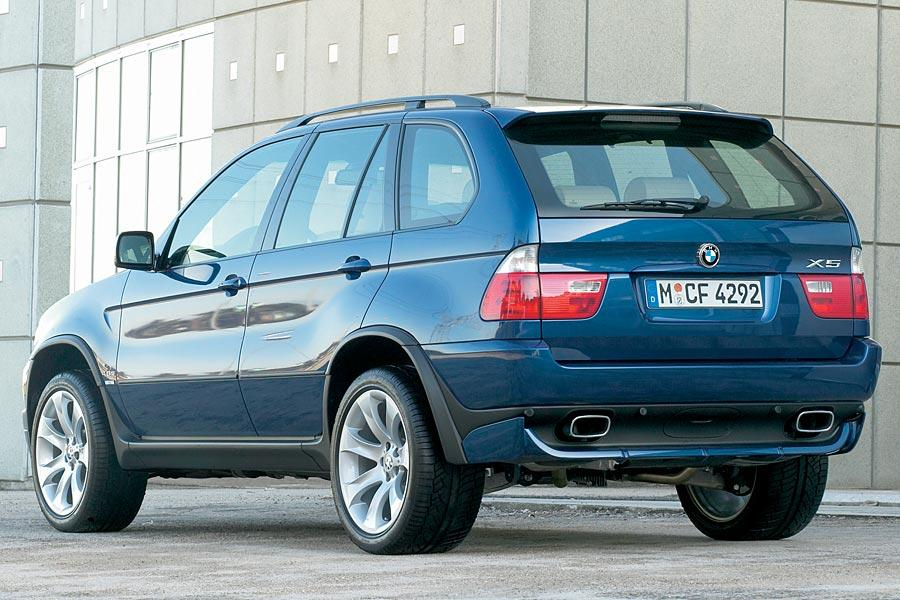 2005 Bmw X5 Overview Cars Com