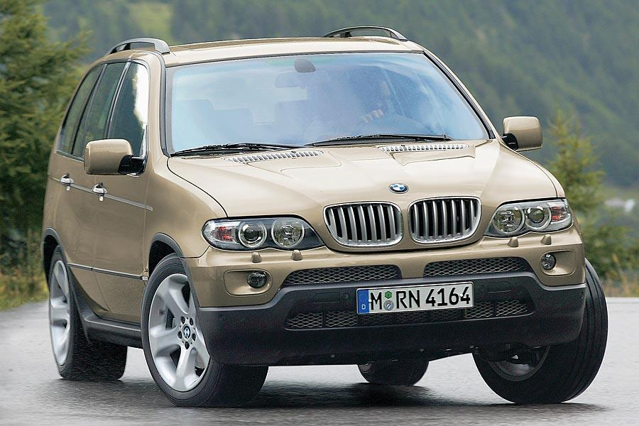 2005 BMW X5 Photo 6 of 9