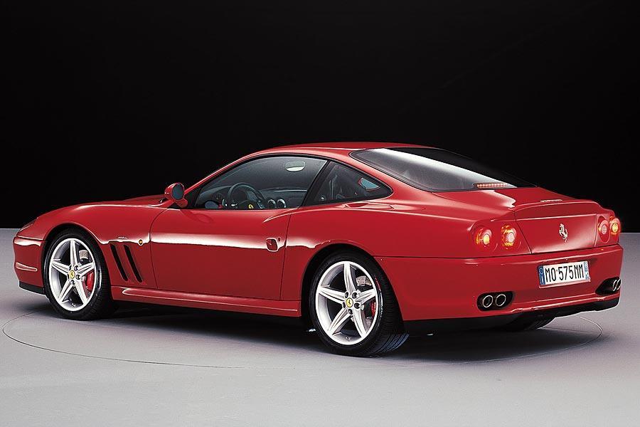 2005 Ferrari 575 M Photo 2 of 4