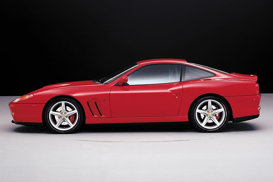 2005 Ferrari 575 M Photo 3 of 4