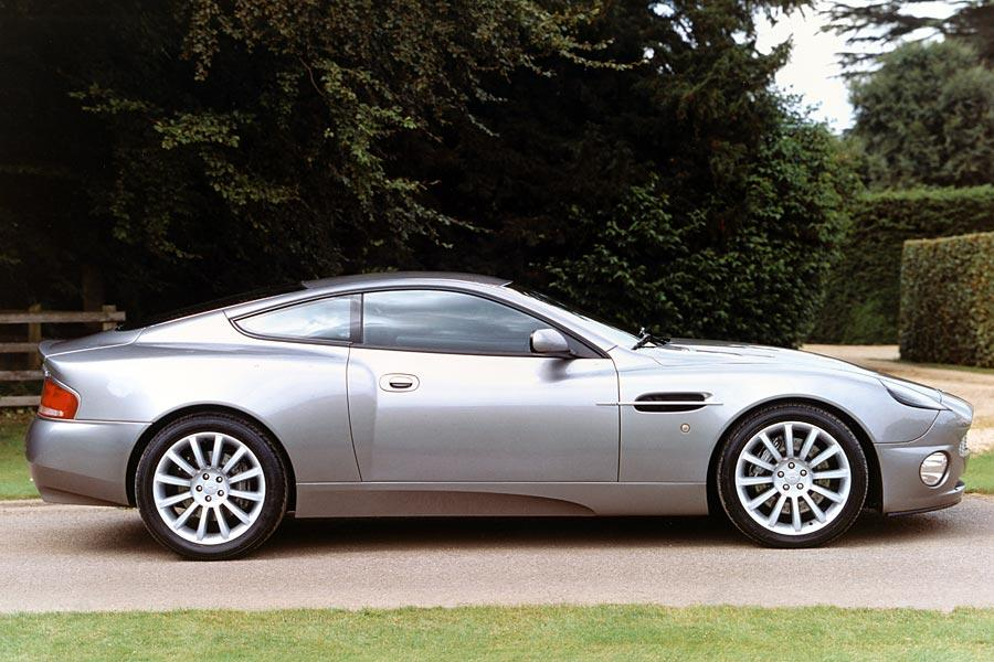 2005 Aston Martin V12 Vanquish Photo 5 of 10