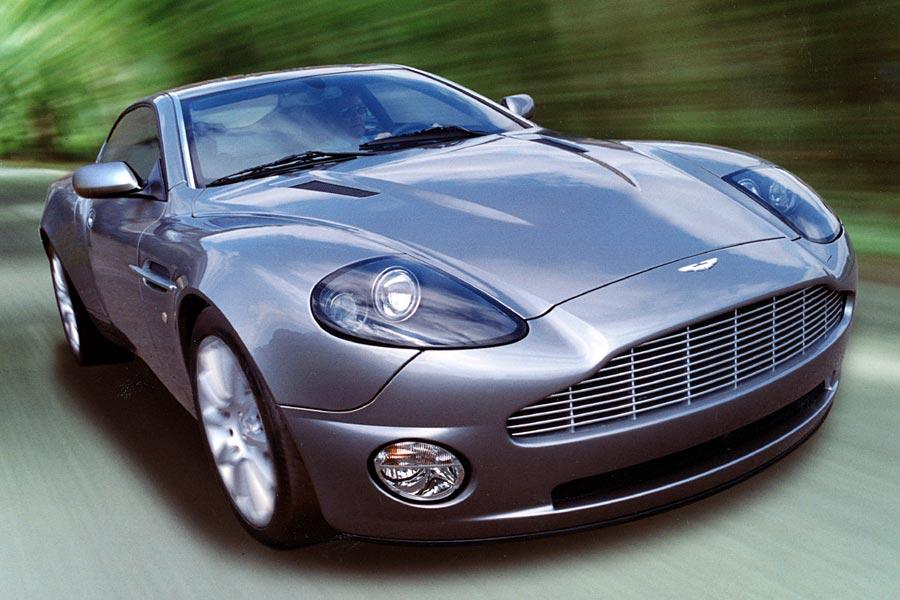 2005 Aston Martin V12 Vanquish Photo 6 of 10