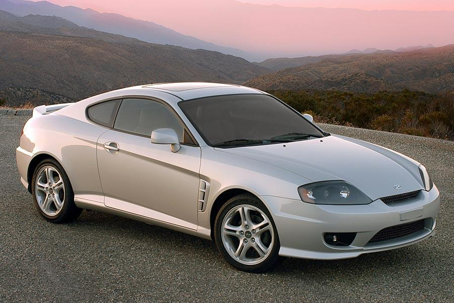 2005 Hyundai Tiburon Reviews Specs And Prices Cars Com
