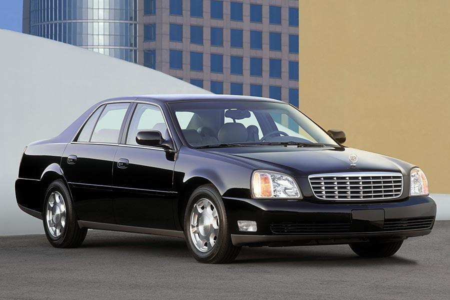 Cadillac Deville Sedan Cars Com Overview Cars Com