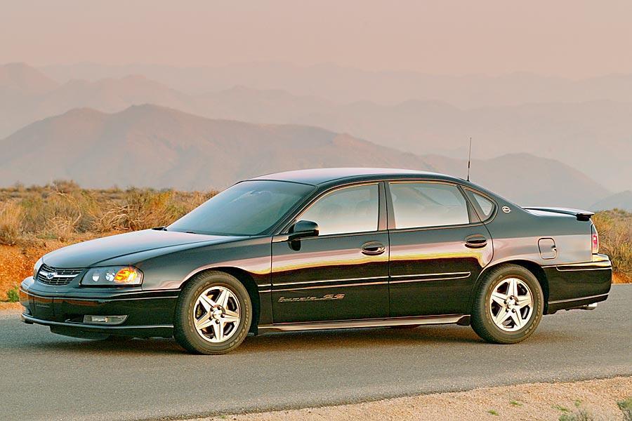 2005 Chevrolet Impala Overview  Carscom