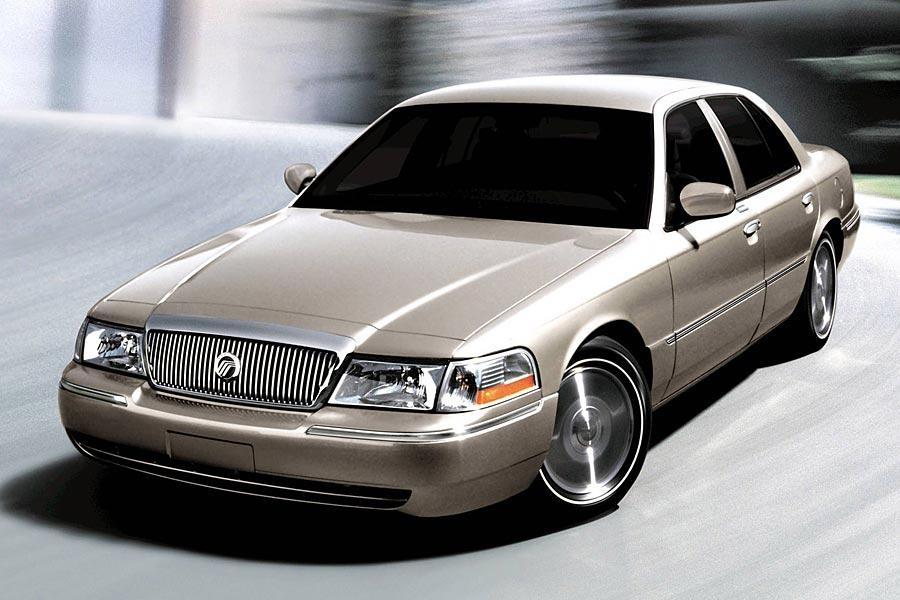 2005 mercury grand marquis overview. Black Bedroom Furniture Sets. Home Design Ideas