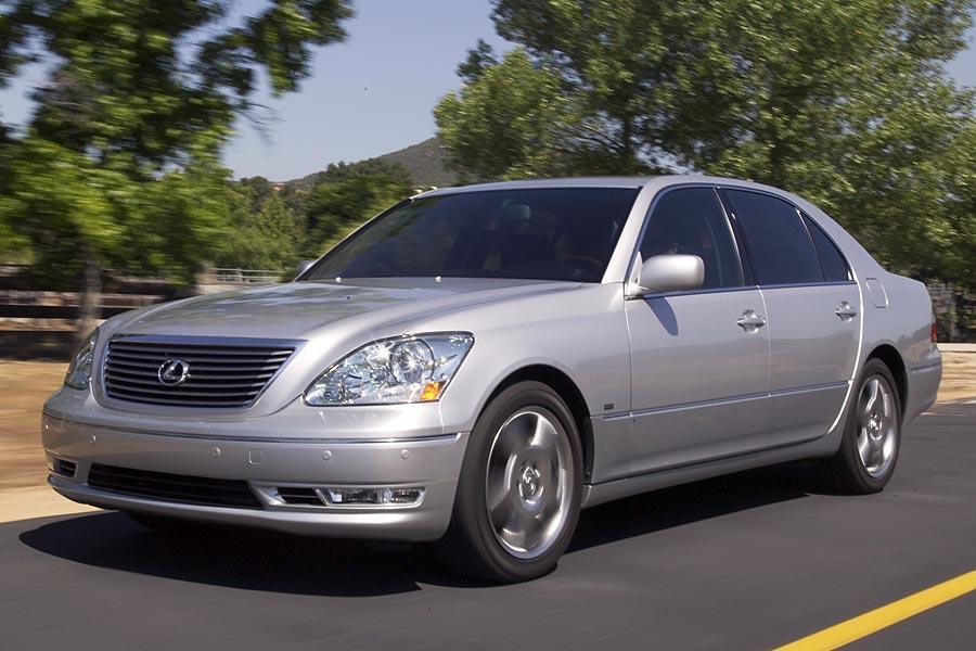 2005 Lexus LS 430 Photo 3 of 10