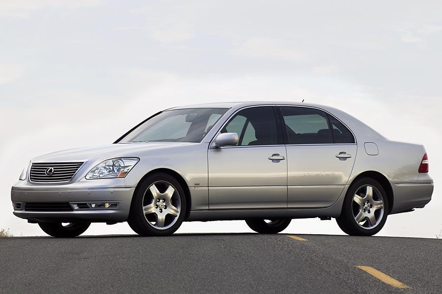 2005 Lexus Ls 430 Overview Cars Com