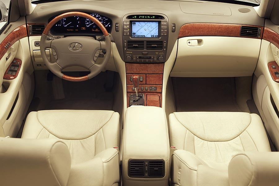 2005 lexus ls 430 specs pictures trims colors. Black Bedroom Furniture Sets. Home Design Ideas