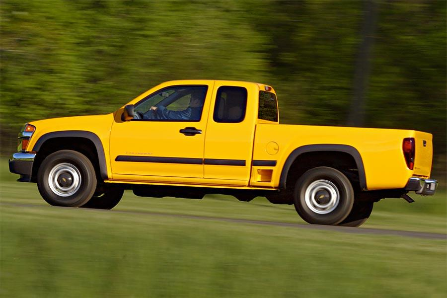 2005 Chevrolet Colorado Photo 3 of 4