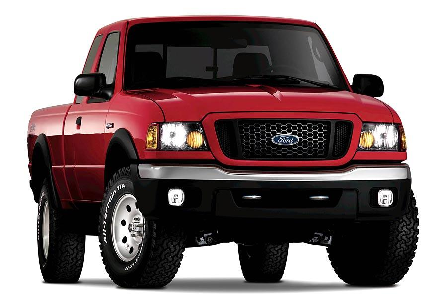 New Ford Ranger Cost >> 2005 Ford Ranger Overview | Cars.com