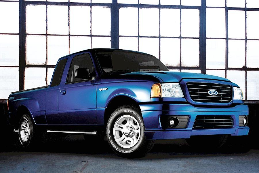 2005 Ford Ranger Photo 4 of 8