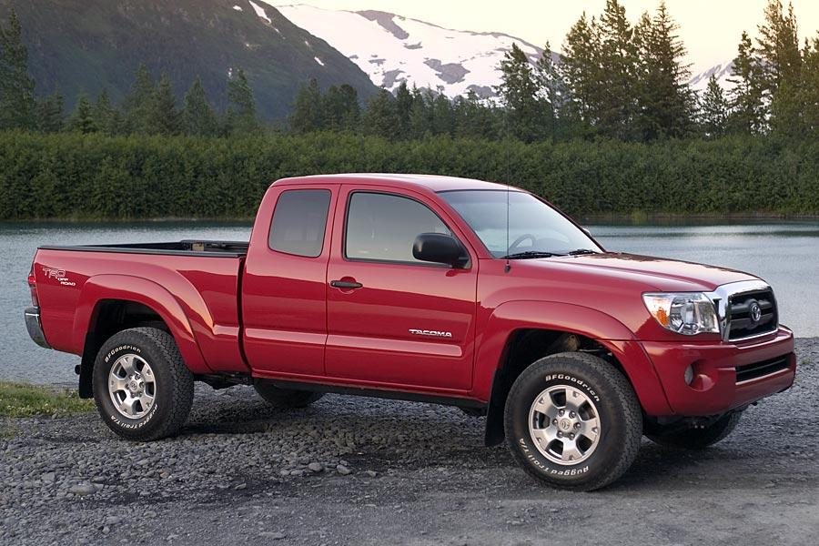 2005 Toyota Tacoma Reviews Specs And Prices Cars Com