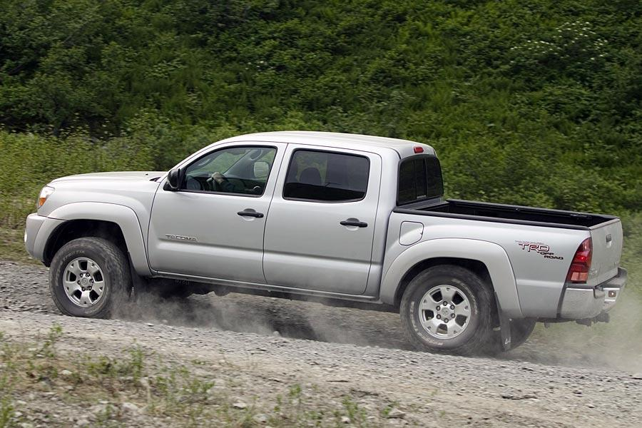 Toyota X Runner For Sale >> 2005 Toyota Tacoma Overview | Cars.com