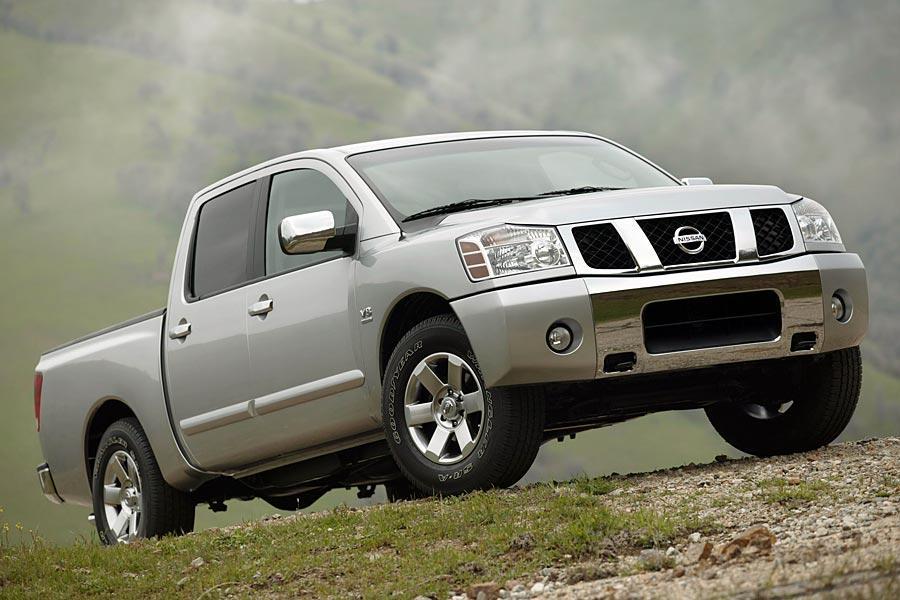 2005 Nissan Titan Overview Cars Com