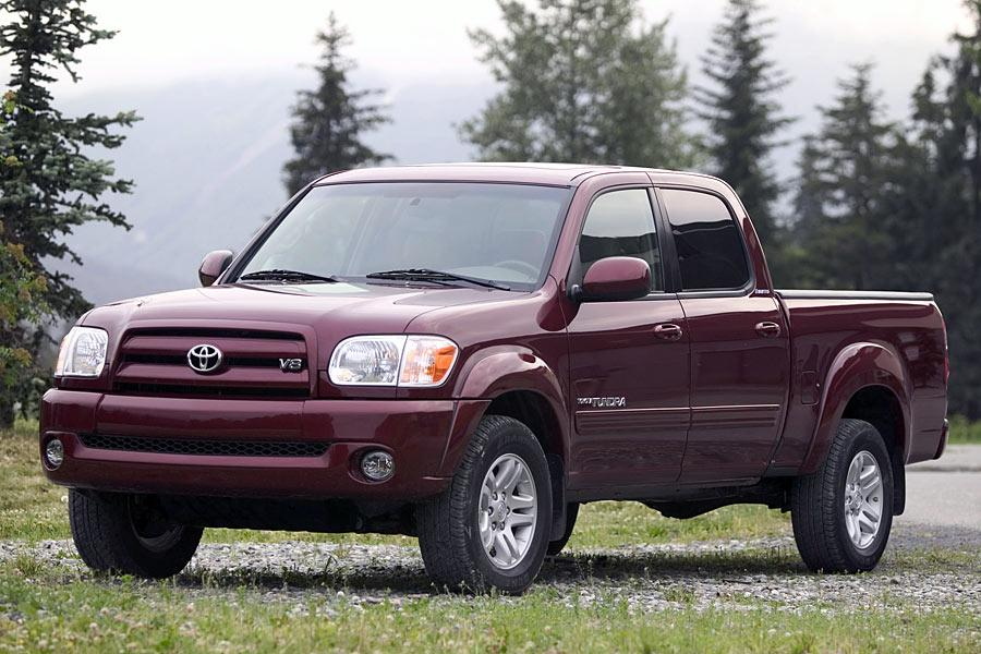 2005 Toyota Tundra Photo 1 of 8