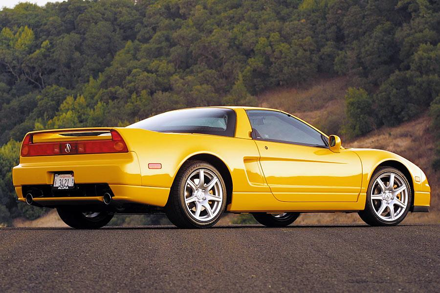 2005 Acura NSX Photo 5 of 10
