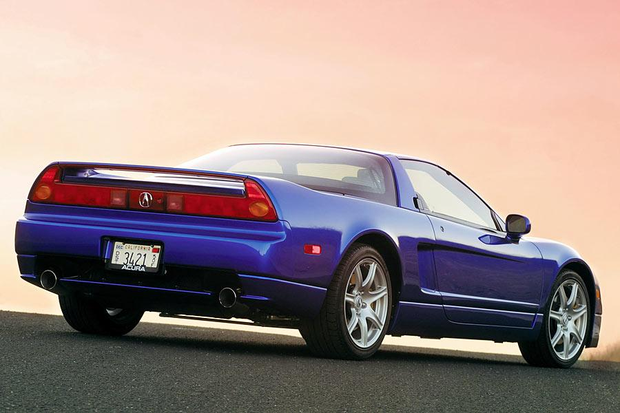2005 Acura NSX Photo 6 of 10
