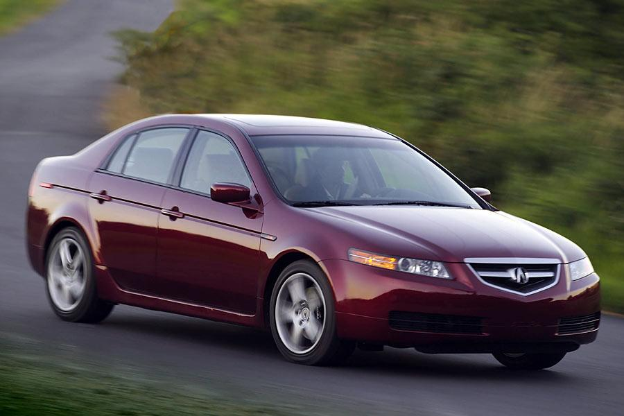 2005 Acura Tl Overview Cars Com