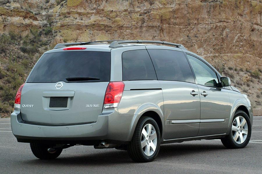 2005 Nissan Quest Photo 3 of 5