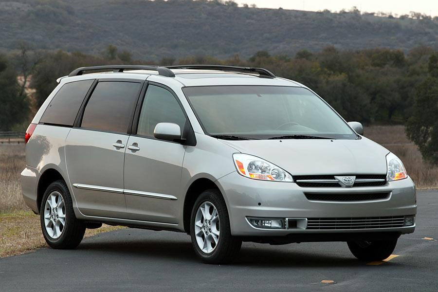 2004 Toyota Sienna Repair Service And Maintenance Cost