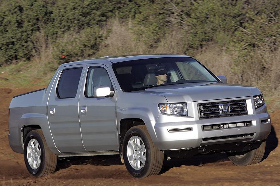 2006 Honda Ridgeline Photo 5 of 9