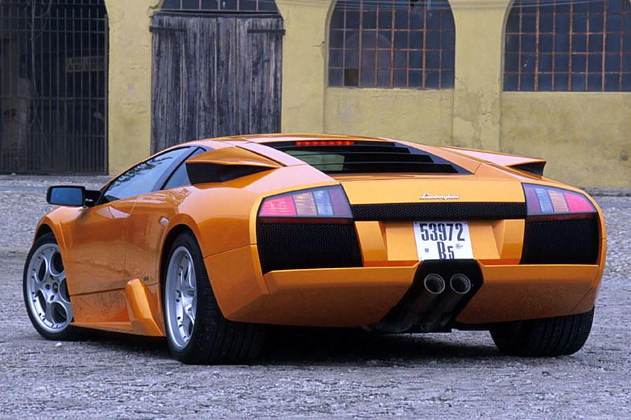 2005 Lamborghini Murcielago Photo 4 of 5