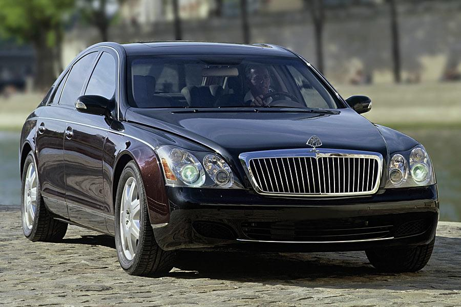 2005 Maybach Type 57 Photo 1 of 5