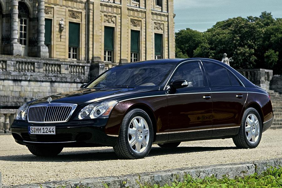 2005 Maybach Type 57 Photo 2 of 5