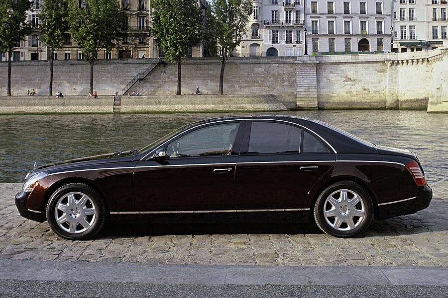 2005 Maybach Type 57 Photo 4 of 5