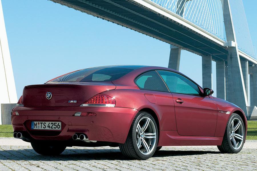 2006 BMW M6 Photo 2 of 7