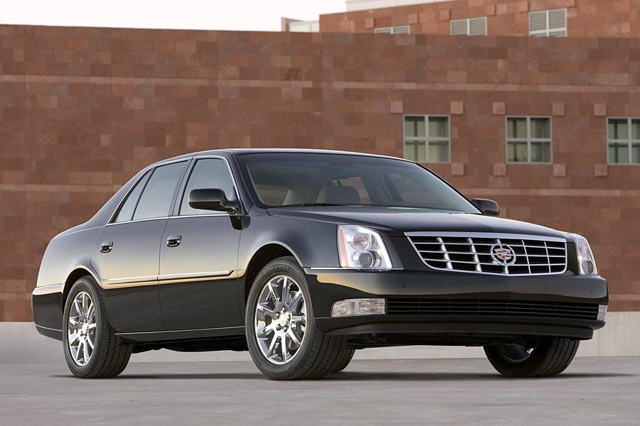 What Are Dts >> 2006 Cadillac Dts Overview Cars Com