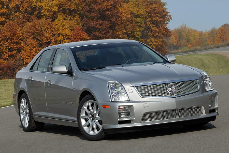 2006 Cadillac STS Photo 3 of 9