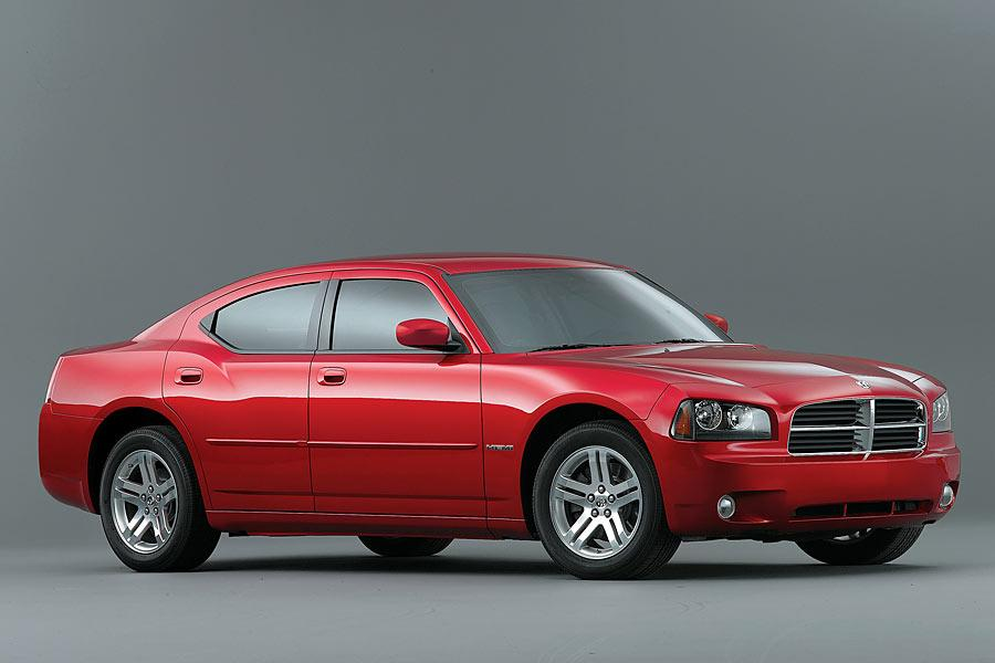 2006 Dodge Charger Overview Cars Com