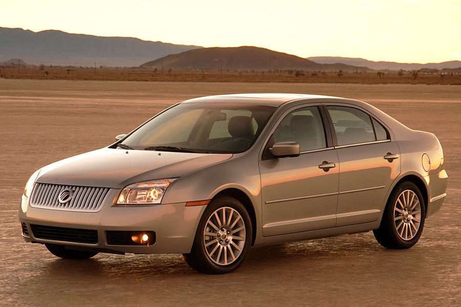 2006 Mercury Milan Overview Cars