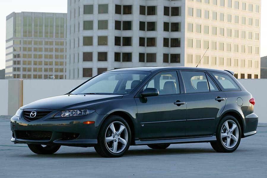 2004 Mazda Mazda6 Photo 5 of 9