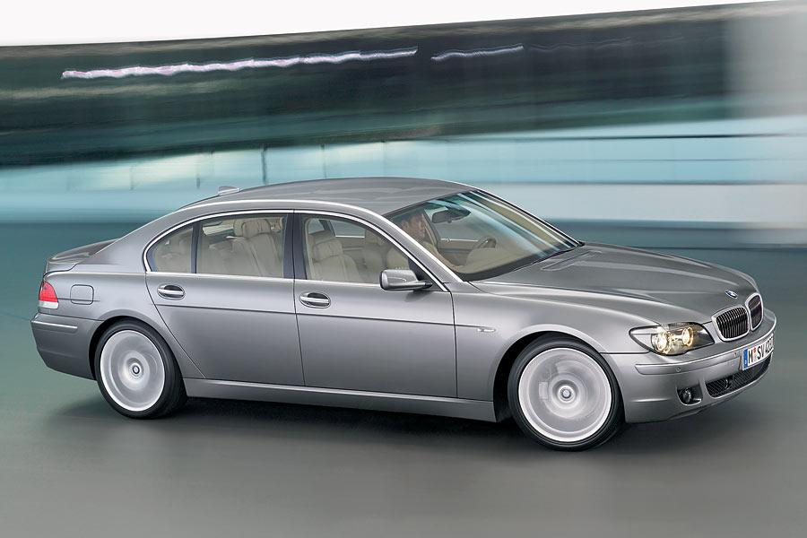 2006 BMW 750 Overview  Carscom